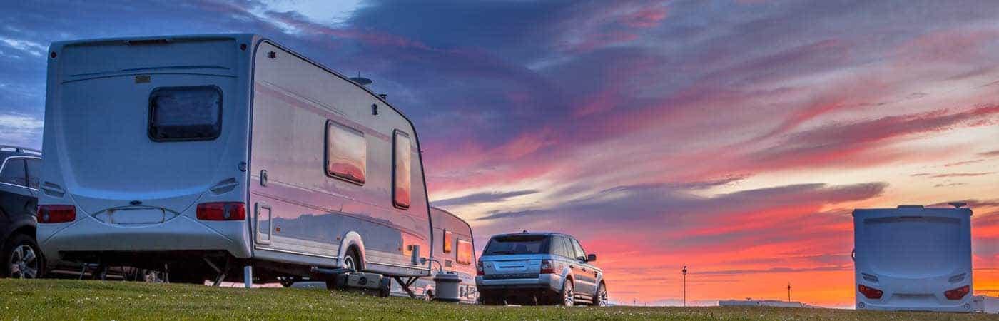 Caravan insurance options